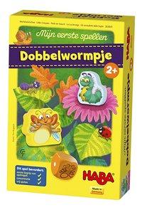 Mijn eerste spellen - Dobbelwormpje-Rechterzijde