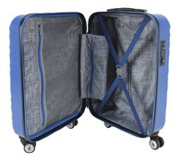 Transworld Set de valises rigides Feel Good Spinner dark blue-Détail de l'article