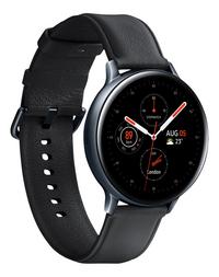 Samsung montre connectée Galaxy Watch Active 2 44 mm Stainless Aqua Black-Côté gauche