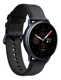Samsung montre connectée Galaxy Watch Active 2 40 mm Stainless Aqua Black-Côté gauche