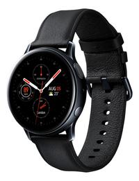 Samsung montre connectée Galaxy Watch Active 2 40 mm Stainless Aqua Black-Côté droit