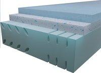Revor Matelas avec gel Eco Gelpur ferme 80 x 200 cm-Détail de l'article