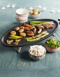 Nova Teppanyaki Table Chef Elipse-Afbeelding 3
