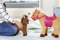 BABY born poney interactif Sunny et son petit-Image 1