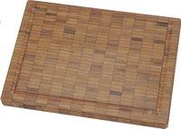 Zwilling Planche à découper brun clair 25 x 18,5 cm