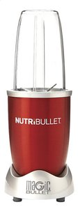 Magic Bullet Blender NutriBullet rouge 5 pièces-Avant