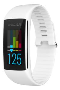 Polar Smartwatch en hartslagmeter A360 S wit-Rechterzijde
