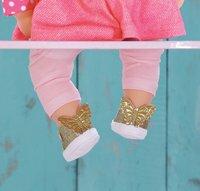 Baby Annabell schoenen goudkleurig-Afbeelding 1