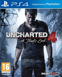 PS4 Ucharted 4: A Thief's End FR/ANG
