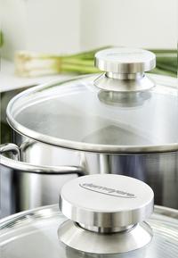 Demeyere kookpot Senses 24 cm - 5,2 l-Afbeelding 1