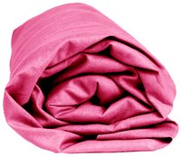 Sleepnight drap-housse fuchsia-Détail de l'article
