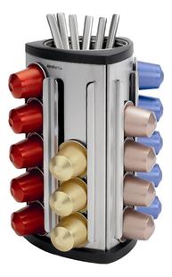 Brabantia porte-capsules pour 30 capsules Nespresso