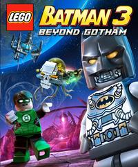 Wii U LEGO Batman 3: Beyond Gotham FR/ANG
