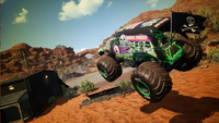Xbox One Monster Jam Steel Titans FR/ANG-Image 1