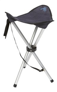 Bo-Camp Tabouret de camping anthracite