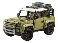 LEGO Technic 42110 Land Rover Defender-Avant