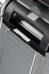 Samsonite Harde reistrolley Neopulse Spinner metallic silver 81 cm-Artikeldetail