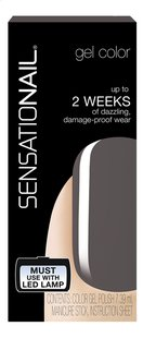 SensatioNail Gel Polish in the shade-Vooraanzicht