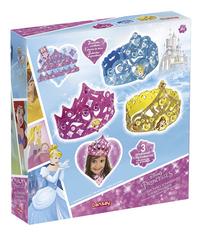 Lansay Disney Princess Mes couronnes scintillantes à personnaliser-Côté gauche