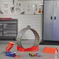 Nerf acrobatische racebaan Speedloop-Afbeelding 2