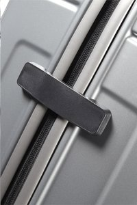 Samsonite Harde reistrolley Neopulse Spinner metallic silver 69 cm-Artikeldetail
