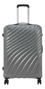 Transworld Valise rigide Succes light grey 77 cm-Avant