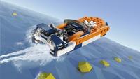 LEGO Creator 3-in-1 31089 Zonsondergang baanracer-Afbeelding 2