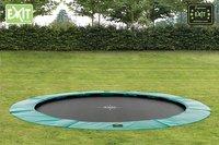 EXIT inbouwtrampoline Supreme Ground diameter 305 m-Afbeelding 1