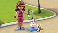 LEGO Friends 41383 L'aire de jeu du hamster d'Olivia-Image 3
