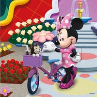 Ravensburger puzzle 3 en 1 Jolie Minnie Mouse-Détail de l'article