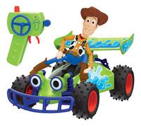 Dickie Toys Toy Story 4 RC Turbo Buggy Woody-Vooraanzicht