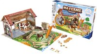 Ravensburger jeu interactif Tiptoi Ma ferme animée-Avant
