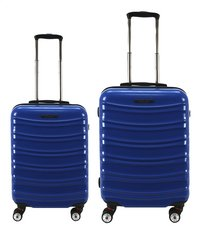 Transworld Harde trolleyset Feel Good Spinner dark blue