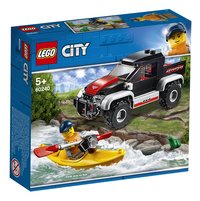 LEGO City 60240 Kajak avontuur-Linkerzijde