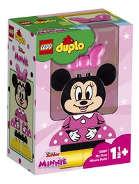 LEGO DUPLO 10897 Ma première Minnie à construire-Côté gauche