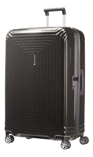 Samsonite Valise rigide Neopulse Spinner metallic black 81 cm-Avant