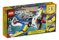 LEGO Creator 3 en 1 31094 L'avion de course-Côté gauche