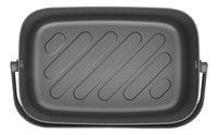 Brabantia Boîte à pain Nic gris foncé-Détail de l'article