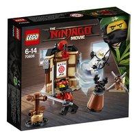 LEGO Ninjago 70606 L'entraînement au Spinjitzu