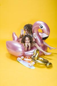 Swim Essentials luchtmatras flamingo-Afbeelding 1