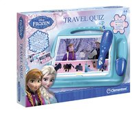 Travel Quiz Disney La Reine des Neiges-Avant