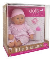 Dolls World poupée souple Little Treasure Girl-Côté gauche