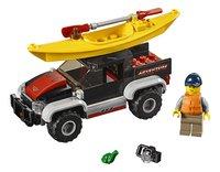 LEGO City 60240 Kajak avontuur-Vooraanzicht