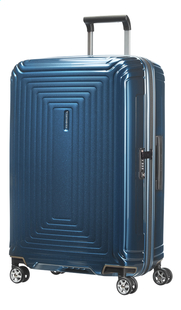 Samsonite Harde reistrolley Neopulse Spinner metallic blue 69 cm