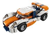 LEGO Creator 3-in-1 31089 Zonsondergang baanracer-Vooraanzicht