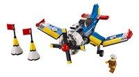 LEGO Creator 3 en 1 31094 L'avion de course-Avant