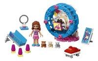 LEGO Friends 41383 L'aire de jeu du hamster d'Olivia-Avant