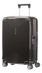 Samsonite Harde reistrolley Neopulse Spinner metallic black 55 cm