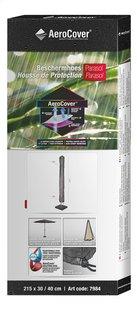 AeroCover Housse de protection pour parasol 215 x 30/40 cm polyester