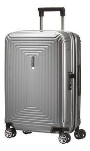 Samsonite Harde reistrolley Neopulse Spinner metallic silver-Overzicht
